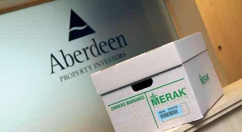 Aberdeen - Archiefbeheer